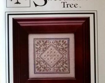 Teenie Hardanger III Designed Kit by Sandra Cox Vanosdall for The Sweetheart Tree