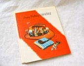 1950s NOS Godfather Birthday Card with Envelope