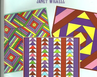 Easy To Make DOLLHOUSE Quilts pattern book 10 miniature quilt patterns