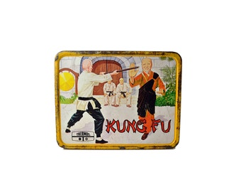 1974 Thermos Kung FU Lunch Box