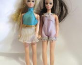 Vintage Topper Dawn Doll and Jessica Doll