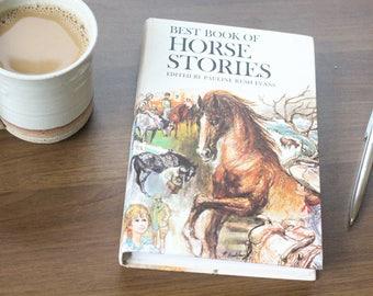 Best Book of Horse Stories Journal