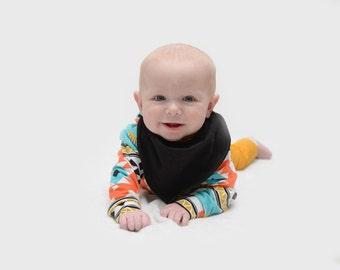 Baby Bandana Bib - Drool Bandana - Bandana Scarf - Baby Girl Bib - Baby Boy Bib - Baby Bib - Baby Bibdana -