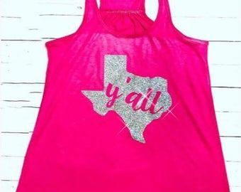 Texas Y'all Tank