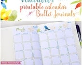 2017 Calendar Printable f...