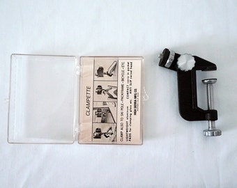 Vintage Camera Clamp Photography Equipment