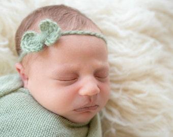 Newborn Headband, Baby Headband, Headband Bow, Toddler Headband, Baby Girls Headband Bow, Baby Girl Headband, Newborn Girl Headband, Alpaca