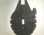 Star Wars - Millenium Falcon - Light Switchplate Cover