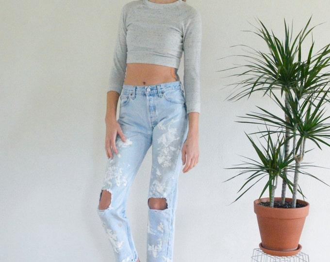 SALE 50% OFF LEVI'S 501 High Waist Jeans size 25/26