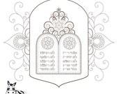 Ten Commandments-Jewish V...