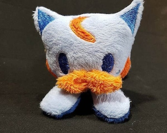 Cutie plush Voltron-inspired kitty: Coran