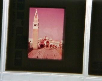 Venice souvenir photography slides