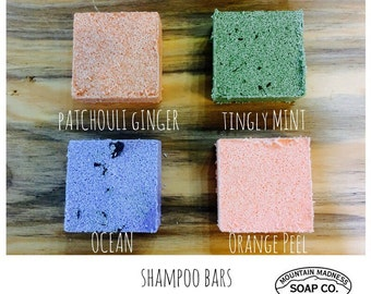 Shampoo Bars- Choose one.