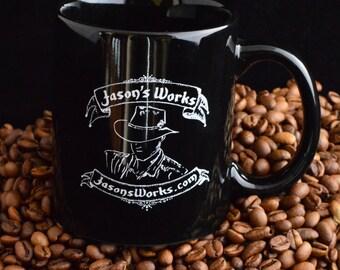 Jason's Works Coffee Mug