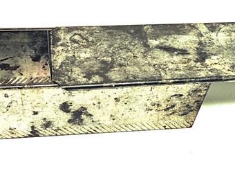 Industrial Storage Box Metal Bin Sliding Top Industrial Button Storage