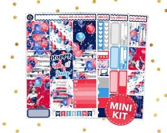 Happy 4th of July // Mini Kit  {MK35}
