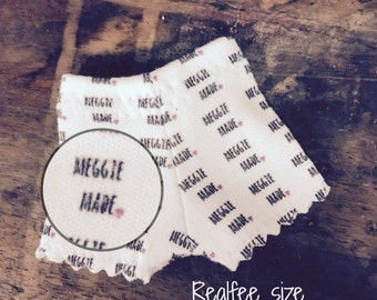 REALFEE undershorts:  Limited Edition meggie made brand