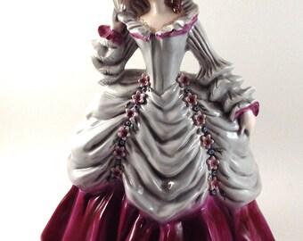 "Florence of Pasadena Figurine ""Amelia""/Excellent Condition/c1942-c1960's"