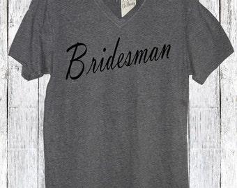 Bridesman Shirt, Bride Shirt, Wifey Shirt, Bridal Shirt, Bridal Party Gift, Wedding, Gift, Bridal Party, Bridesmen, Modern Wedding