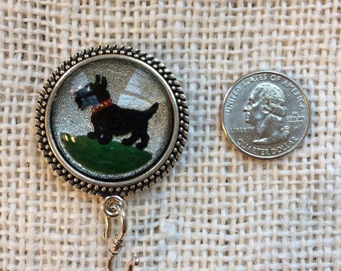 Knitting Pin - Magnetic Knitting Pin for Portuguese Knitting -  Scottie