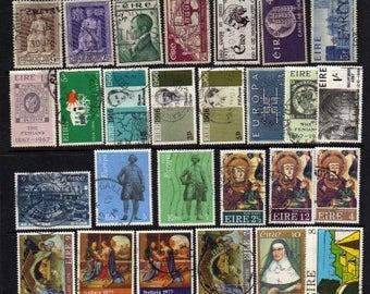 IRELAND Stamps, Ireland Postage Stamps, Irish Stamps, Irish Postage Stamps, Old Stamps, Ireland Stamps,Irish Stamps, Stamps, Postage Stamps