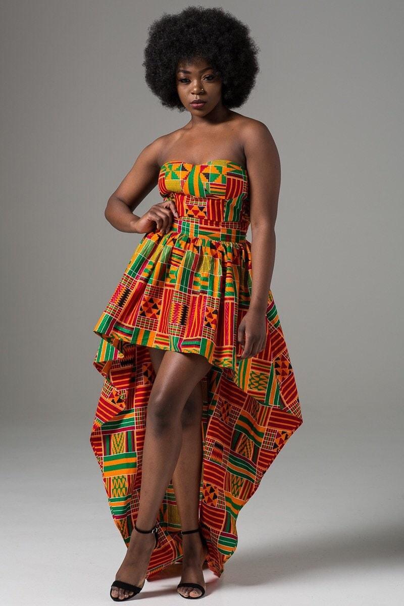 African clothing for women African dress Ankara dress