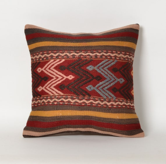 Decorative Pillows Kilim : kilim pillow kilim pillow turkish pillow decorative