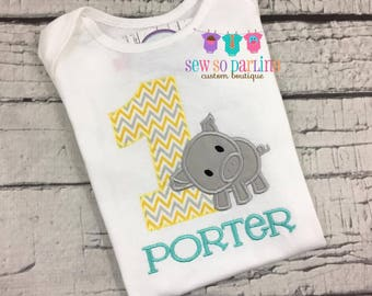 Baby boy 1st birthday Pig Outfit - 1st Birthday Pig Birthday Shirt - Pig Birthday Outfit - boy pig birthday shirt - pig birthday shirt