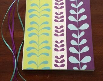 Handmade 50-Page Notebook