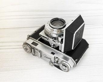Kodak Retina IIa  rangefinder, folding 35mm camera - Vintage Camera - Eastman Kodak