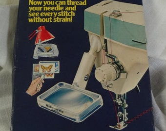 The ORIGINAL MAGNISTITCH The Magnifier for Every Need 1979
