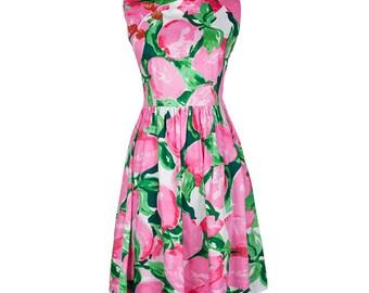 Pink dress, Cheongsam dress, Sleeveless dress, Qipao dress, Oriental dress, Green dress, White dress, Midi dress, Invitation dress MS119