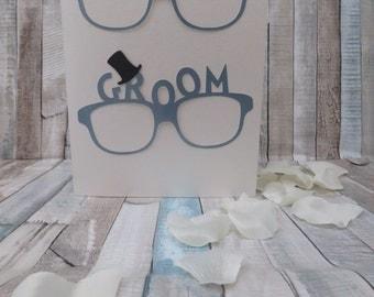 Geeky Wedding Card