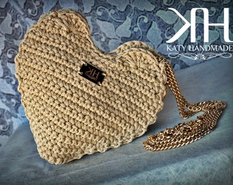 Pdf pattern crochet bag chan elle italiano for Uncinetto digitale
