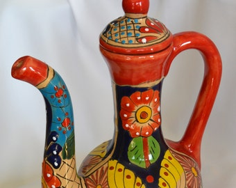 Colorful Teapot