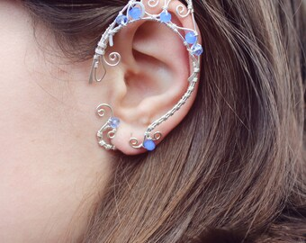 Pair of elven ear cuffs