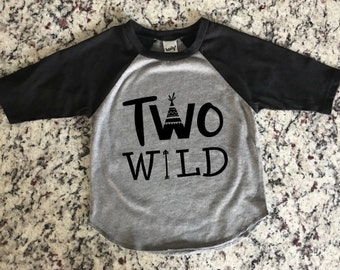 Two Wild - Where the Wild Things Are - birthday set