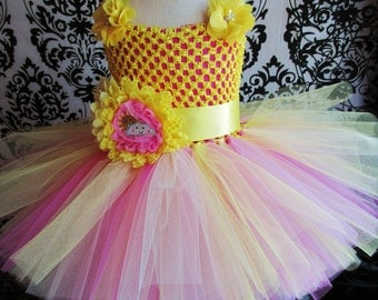 You Are My Sunshine Dress/Sunshine Baby Outfit/You are my sunshine/Sunshine Dress/Girls Dresses/Baby Girl Dresses/You are my sunshine tutu