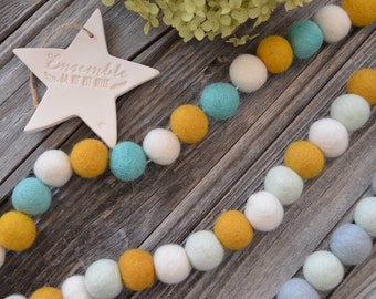 Wreath customizable baby birth