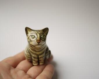 Custom Cat Ornament