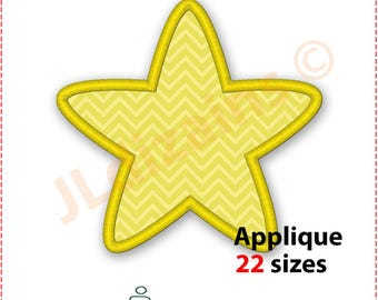 Star Applique Design. Star embroidery design. Embroidery applique star. Embroidery design star. Applique star. Machine embroidery design
