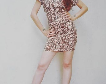 Sewing Pattern: Jaxx Party Dress