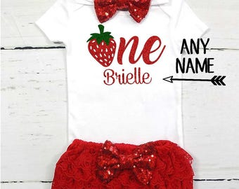 strawberry first birthday outfit berry first birthday outfit berry birthday outfit strawberry birthday outfit summer first birthday outfit