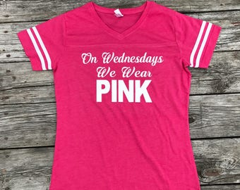 On wednesday we wear pink   Etsy