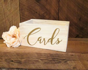 baby shower decor cards cards banner card holder wooden card box