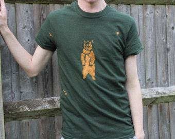 Bleached Bear T-shirt