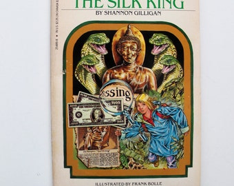 The Case of the Silk King Choose Your Own Adventure Paperback No. 53 1986
