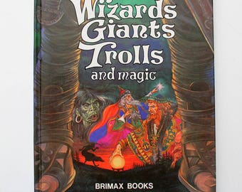 The Kincaid Book of Wizards, Giants, Trolls, and Magic 1980