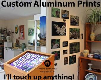 Custom Aluminum Prints