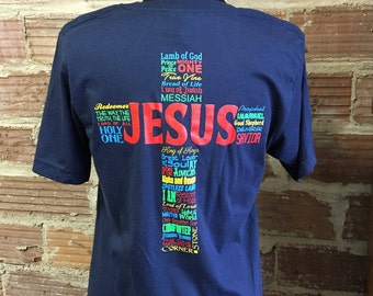 Name above all Names - Jesus Tshirt